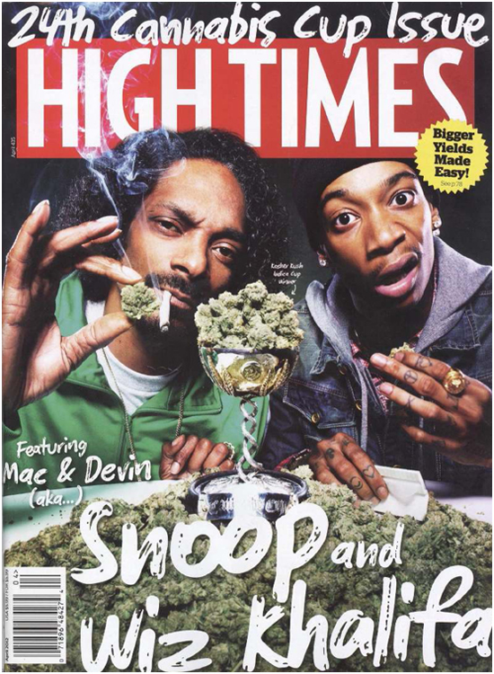 high time magazine: